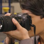 شرکت کانن از دوربین EOS RP بی نظیر خود پرده برداری کرد!