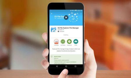 دانلود نرم افزارES File Manager از استور رسمی گوگل به صورت رایگان