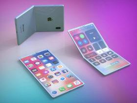 ظاهر گوشی تاشوی اپل چه شکلی خواهد بود؟