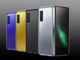 اولین نسل گوشی های تاشو معرفی شد: Galaxy Fold، قدم به آینده