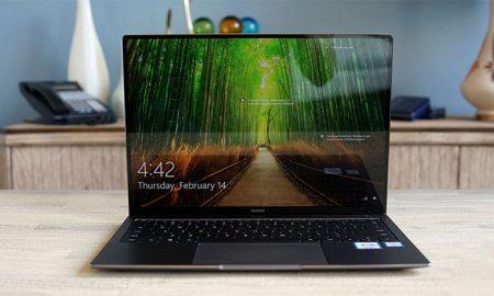 لپ تاپ میت بوک ایکس پرو 2019 هواوی MWC در نمایشگاه معرفی شد