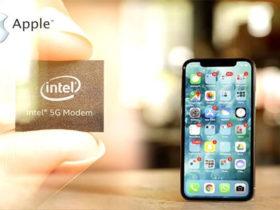 شرکت اینتل هم زمان رونمایی گوشی 5G شرکت اپل را تایید کرد