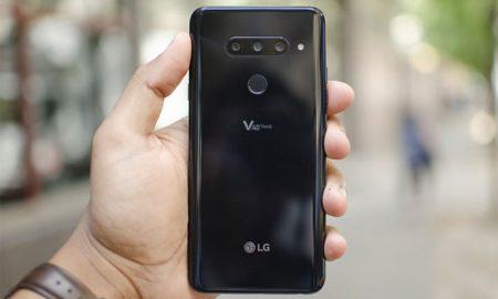 گوشی LG 5G V50 ماه آینده رونمایی خواهد شد