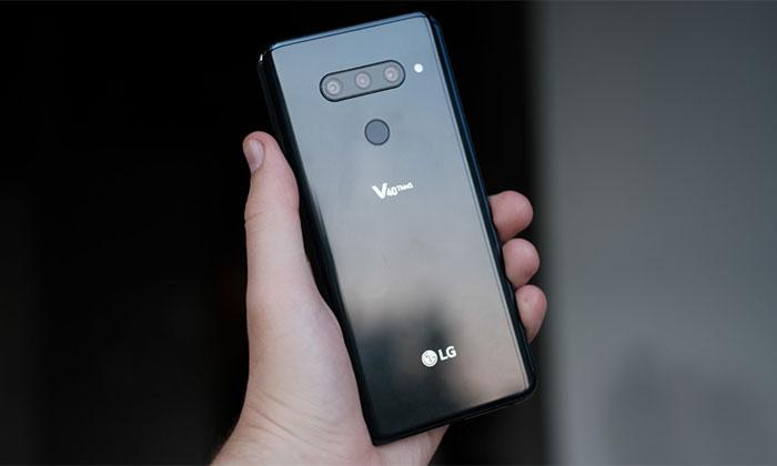 مشکلات دوربین گوشی LG V40 ThinQ چیست و چگونه رفع می شود؟