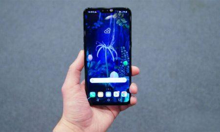 شرکت ال جی با گوشی 5G به نام V50 ThinQ وارد بازار شد!