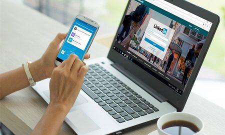 حضور در یک شبکه اجتماعی حرفه ای با دانلود لینکدین برای ویندوز