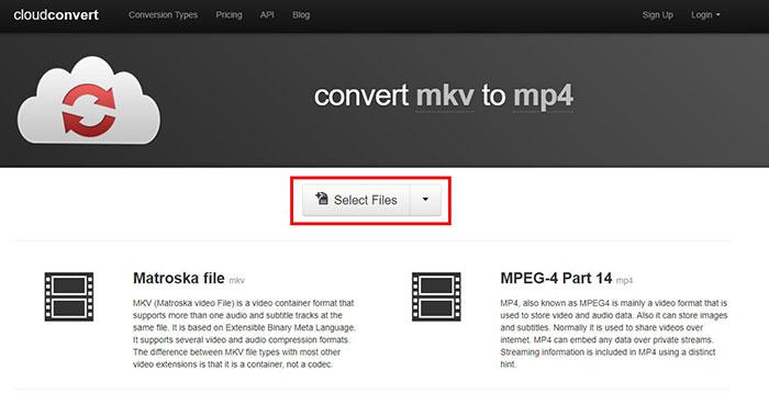 تبدیل ویدئوهای MKV به MP4