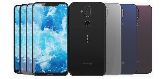 گوشی نوکیا 8.1 چه صفحه نمایشی دارد؟