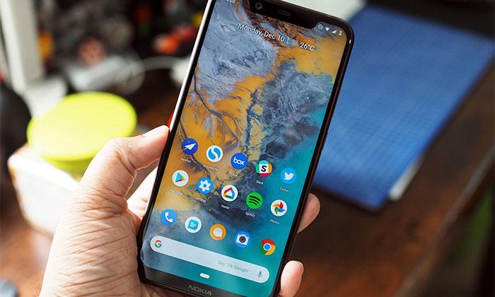 نسخه جدید گوشی موبایل نوکیا 8.1 به زودی روانه بازار فروش می شود