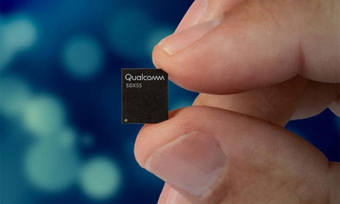 نسل دوم مودم های 5G کوالکام اسنپدراگون X55 رسما معرفی شد