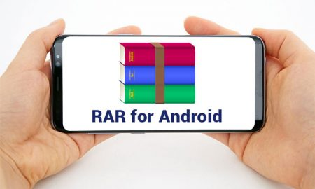 دانلود نرم افزار RAR for Android برای گوشی های اندرویدی
