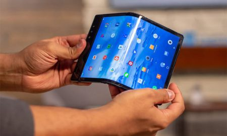 گوشی منعطف بعدی متعلق به چه شرکتی است؟