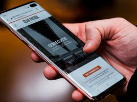اضافه شدن قابلیت کاربردی و جذاب به گوشی اس 10 سامسونگ!
