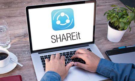 دانلود اپلیکیشن Shareit برای به اشتراک گذاری فایل در فضای ویندوز