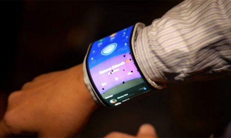 گوشی هوشمند تاشوی TCL را به ساعت هوشمند تبدیل کنید!