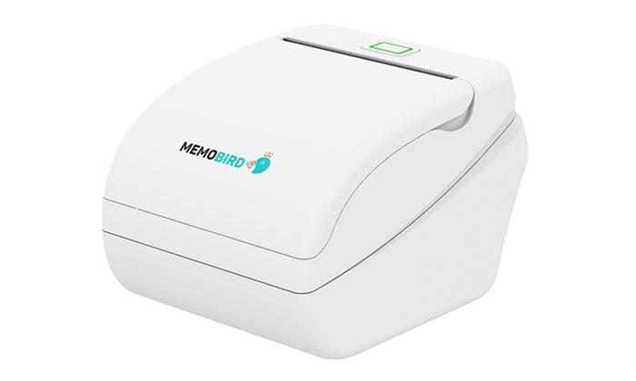 پرینتر حرارتی قابل حمل به نام Memobird طراحی شده است