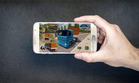 دانلود بازی موبایلی World Truck Driving Simulator برای گوشی های موبایل