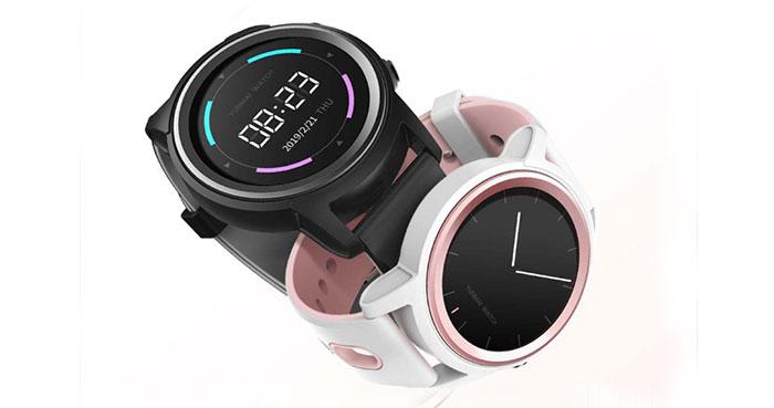 ساعت هوشمند Yunmai از چه صفحه نمایشی بهره می برد؟