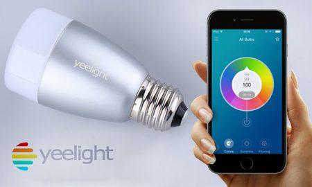لامپ های شیائومی خانه ها را هوشمندانه نورانی می کنند