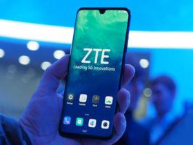 معرفی اولین گوشی 5G شرکت ZTE با نام Axon 10 Pro
