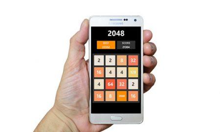 چالش ذهن با دانلود بازی 2048 برای گوشی های اندرویدی