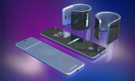 آینده گوشی های منعطف سامسونگ به چه شکل خواهد بود؟