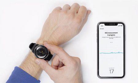 ساعت هوشمند Withings Move با ردیاب حرکت، فعالیت شما را رصد می کند