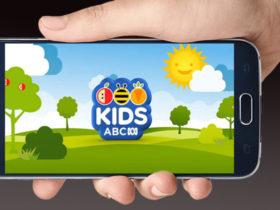 دانلود اپلیکیشن آموزش زبان ABC Kids برای کودکان