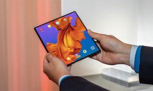 شرکت کورنینگ روی شیشه منعطف صفحه نمایش های تاشو کار می کند