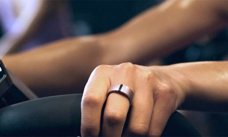 گجت حلقه شکل motiv rign می تواند فشار خون شما را اندازه بگیرد