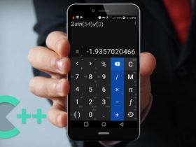 حساب و کتابتان را با دانلود اپلیکیشن ماشین حساب ++Calculator  انجام دهید