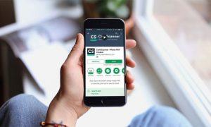 دانلود نرم افزار CamScanner برای گوشی های موبایل