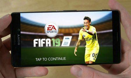 دانلود بازی FIFA 19 برای اندروید