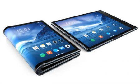 اولین کمپانی تولید کننده گوشی منعطف به دنبال سرمایه گذار است