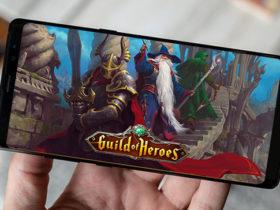 دانلود بازی Guild of Heroes برای اندروید