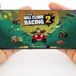دانلود بازی موبایل Hill Climb Racing 2 برای گوشی های هوشمند
