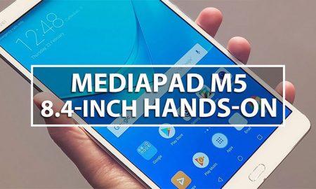 بررسی مشخصات تبلت هواوی Media M5 8.4 با باتری قدرتمند
