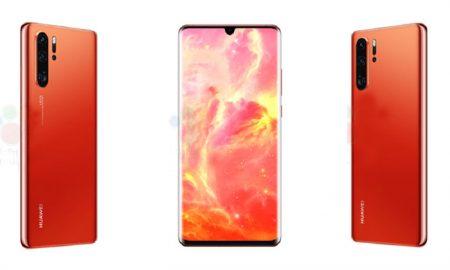 خاص ترین رنگ موبایل توسط هواوی وارد بازار فروش می شود؟