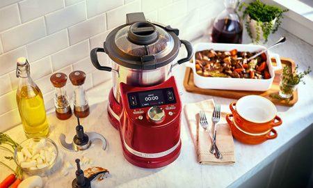 پخت و پز غذایتان را به این غذاساز کیچن اید بسپارید و آن را گرم تحویل بگیرید