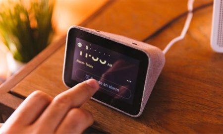 ساعت رومیزی هوشمند لنوو مجهز به دستیار گوگل است