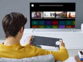 کیبورد لاجیتک K600 ؛ کیبوردی برای تلویزیون های هوشمند