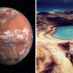 آیا در سیاره مریخ سیستم آب زیر زمینی وجود دارد؟