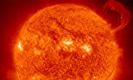طوفان عظیم خورشیدی ؛ آیا زندگی انسان به خطر می افتد؟