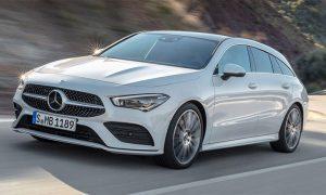 خودروی جدید مرسدس بنز مدل CLA ؛ اوج زیبایی و قدرت این کمپانی مشهور