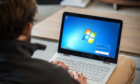 مایکروسافت عدم پشتیبانی از ویندوز 7 با نوتیفیکیشن اطلاع رسانی می کند
