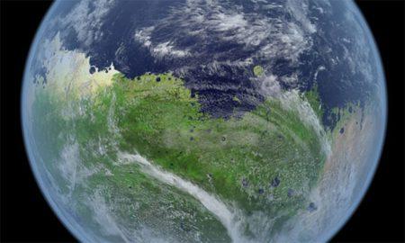 چین و هند بار سر سبز شدن زمین را به دوش می کشند!
