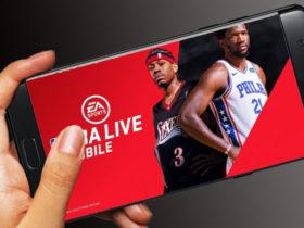 دانلود بازی NBA LIVE برای سیستم عامل اندروید