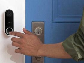 زنگ درب امنیتی Nest Hello امنیت را به خانه شما می بخشد