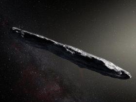 آیا این شی کشف شده سفینه فضایی است؟