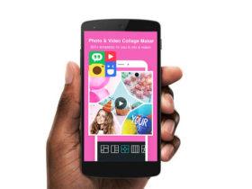 دانلود نرم افزار عکاسی Photo Grid – Collage Maker برای گوشی های موبایل
